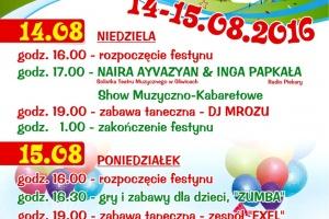 Festyn odpustowy w Zbrosławicach