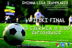 Gminna Liga Trampkarzy - FINAŁ