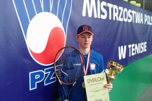 Złoty tenis w Szałszy!