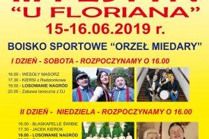 """Festyn """"U Floriana"""" w Miedarach"""