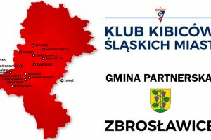 Zbrosławice Partnerem Górnika