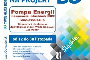 Zagłosuj na Pompę Energii