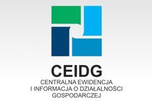 Wnioski o wpis do CEIDG drogą elektroniczną