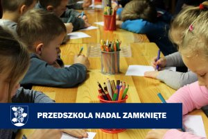 Komunikat dot. działalności przedszkoli w Gminie