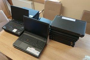 Kolejne laptopy w szkołach Gminy Zbrosławice