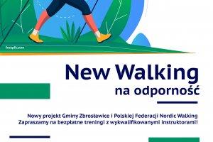 New walking na odporność - przyjdź i spróbuj
