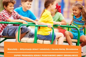 Lipcowe zajęcia dla dzieci