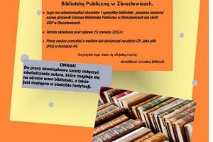 Konkurs na logo Biblioteki
